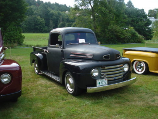 1951 Ford Pickup 1 Piece Door Window Ford Truck Enthusiasts Forums