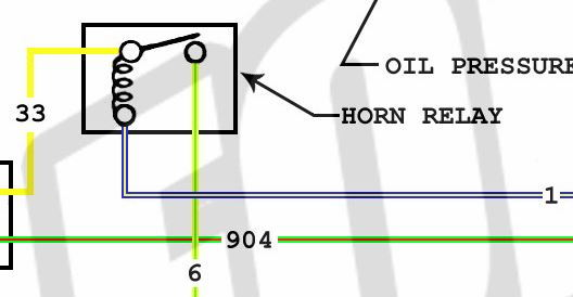 [ANLQ_8698]  65 horn circuit diagram? - Ford Truck Enthusiasts Forums | Horns For Truck Wiring Diagrams |  | Ford Truck Enthusiasts
