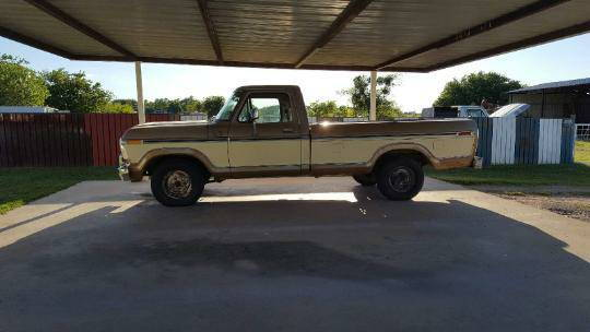 Craigslist find of the week! - Page 102 - Ford Truck ...