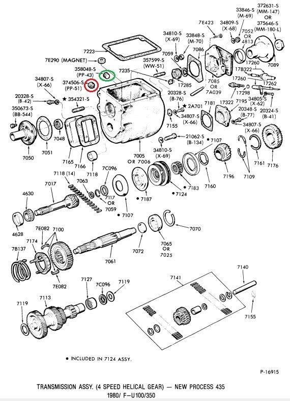 Np435 Diagram