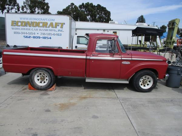 Camper Special - 5K! - Ford Truck Enthusiasts Forums