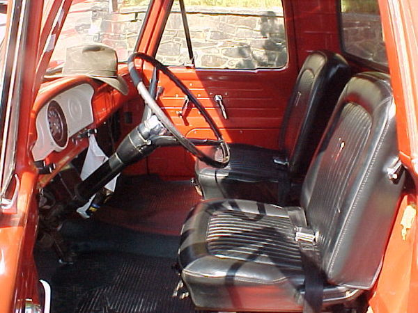 1963 Ford F100 Unibody Shortbox Ford Truck Enthusiasts