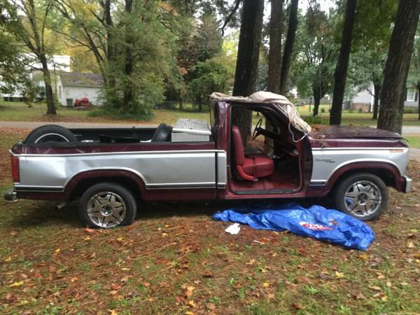 1968 F100 Long Bed