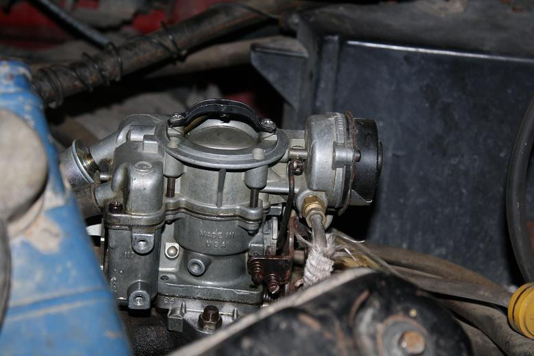 Picture on Carter Carburetor Ford 300