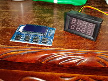 PWM controller and display