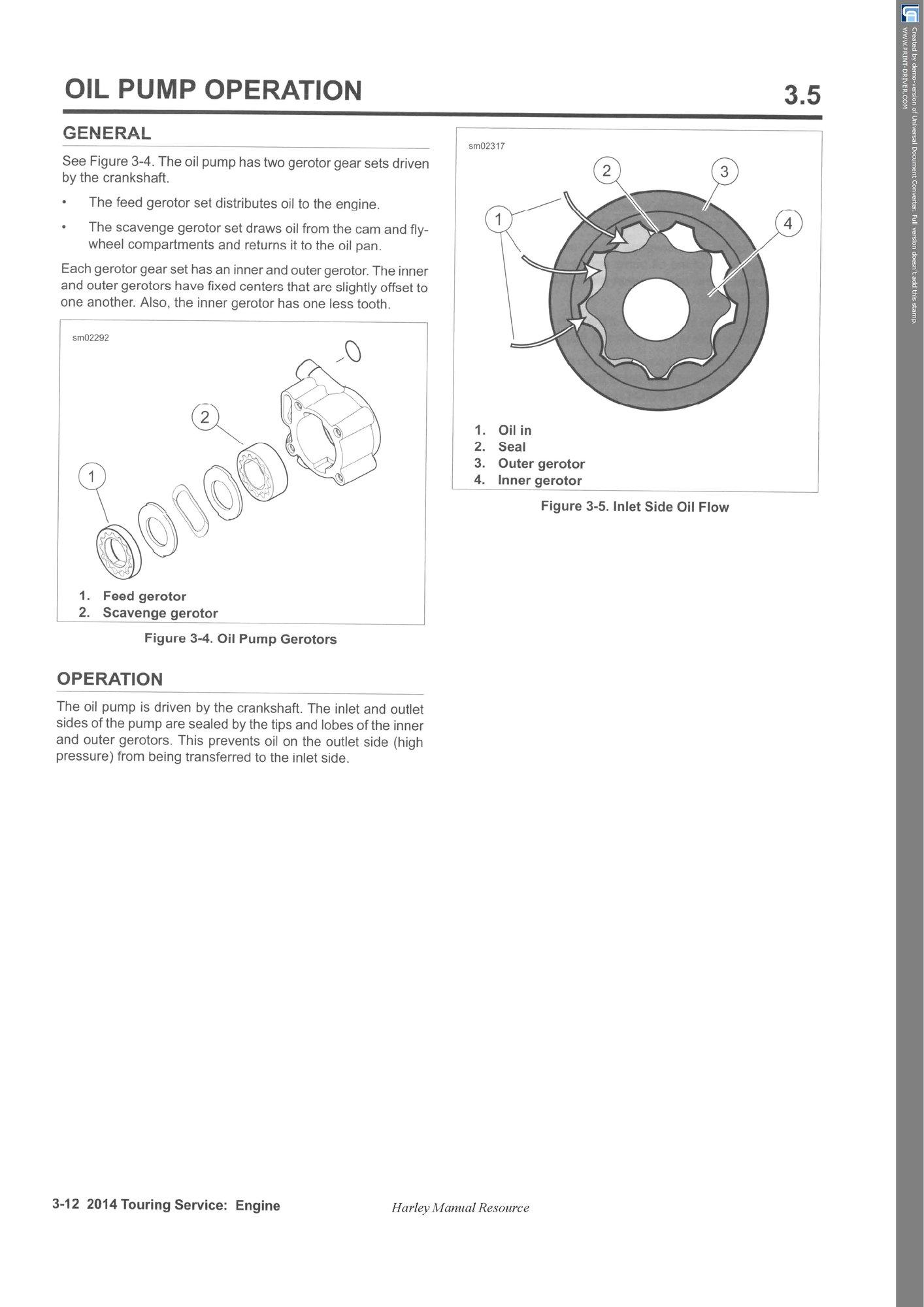 WRG-4948] Harley Davidson Engine Oil Pan Diagram on