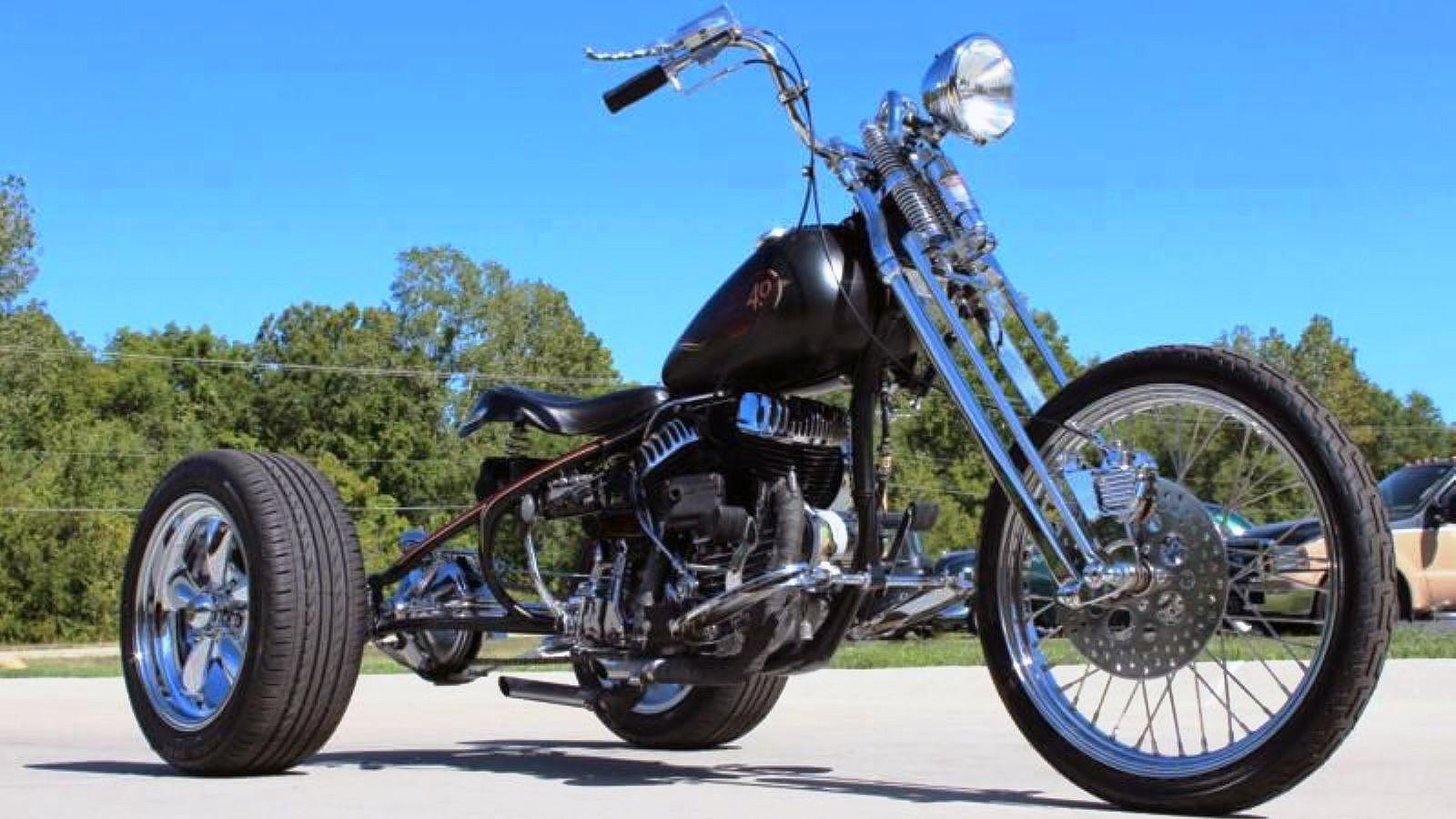 Harley Davidson: The Hard Working Harley-Davidson Servi-Car Of 1932-1973