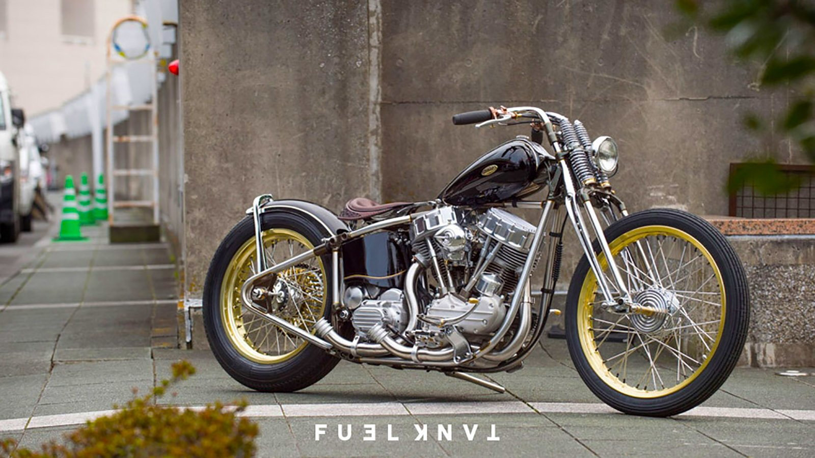 This 1981 FXS 80 Became Something Truly Unique In Japan