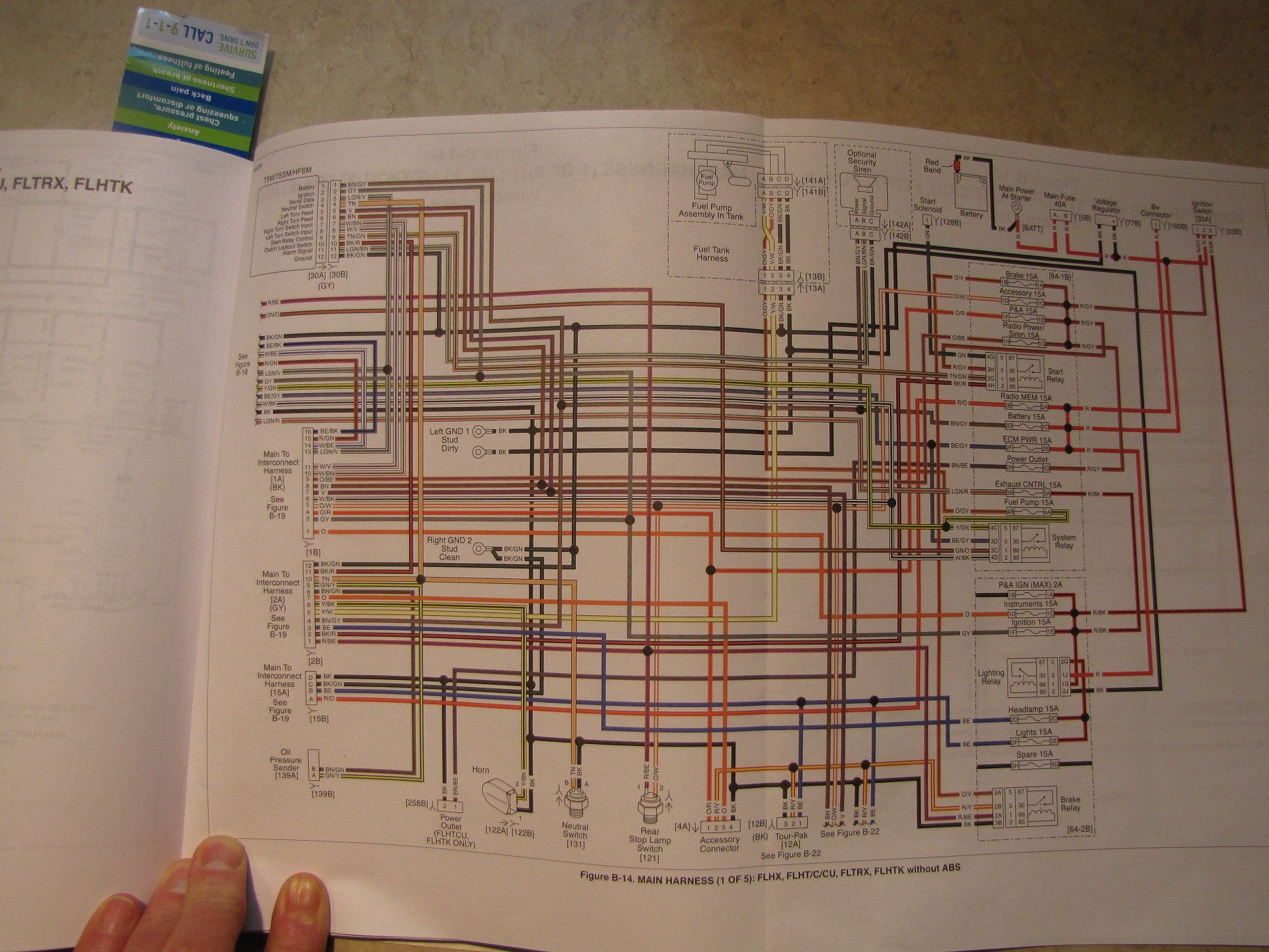 Wiring Diagram For Gauges