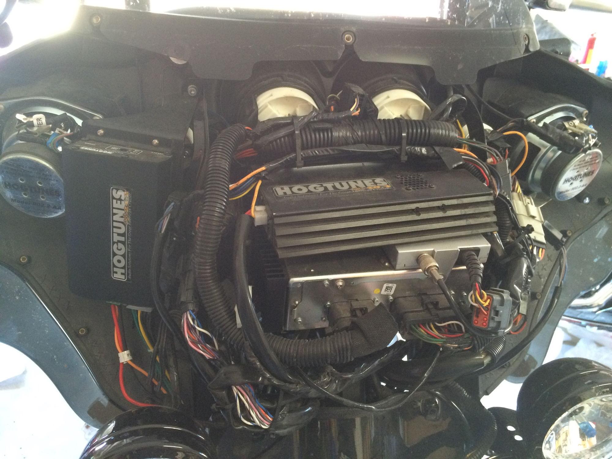 HogTunes 24.2 Amp Pins - Harley Davidson Forums