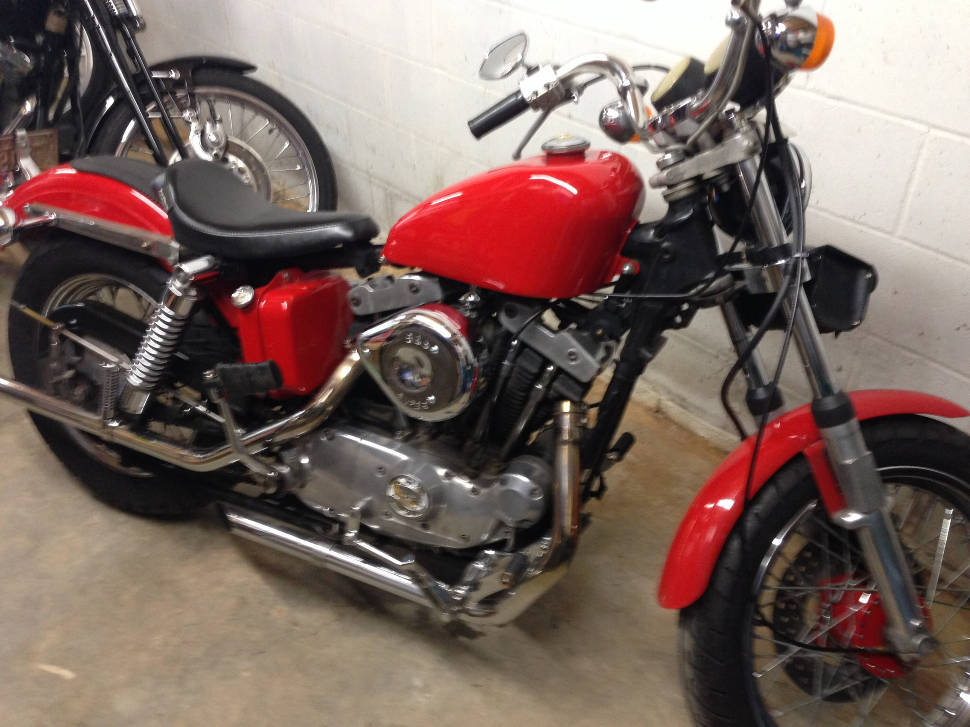 Show Your Ironhead Sportster - Page 7 - Harley Davidson Forums