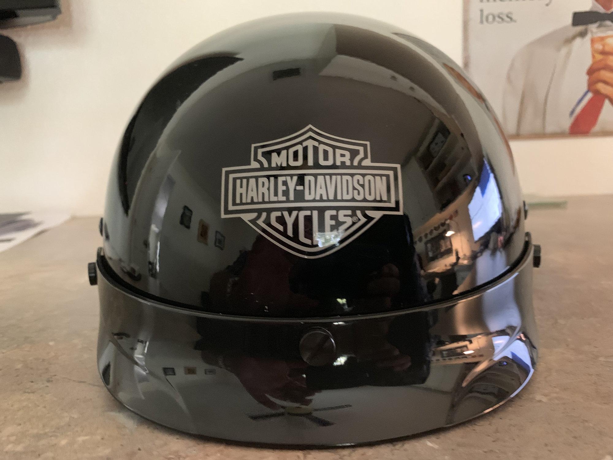 Harley Boom Audio N01 Half Helmet Bluetooth Harley Davidson Forums