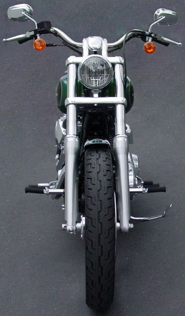 Wide Glide Front End - 0425