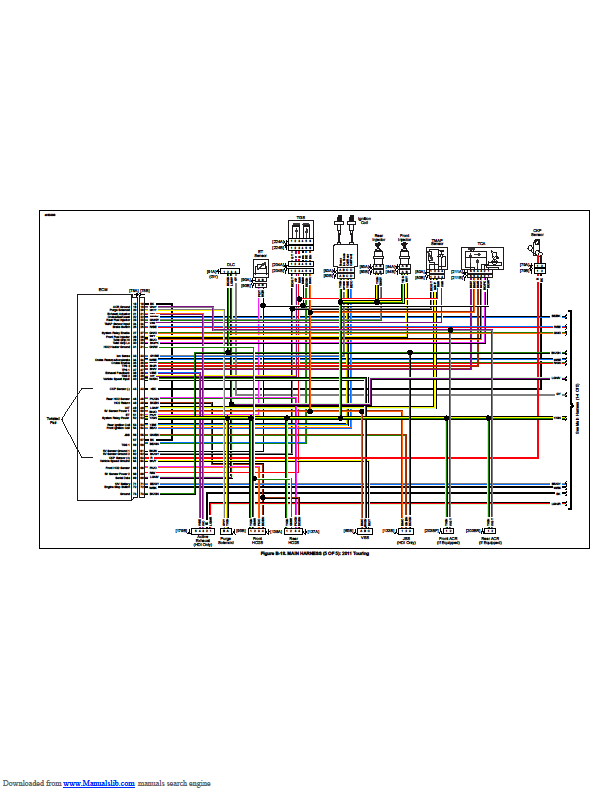 speed sensor wire colours harley davidson forums rh hdforums com 2004 2007 Harley Davidson Wiring Schematics and Diagrams 2004 2007 Harley Davidson Wiring Schematics and Diagrams