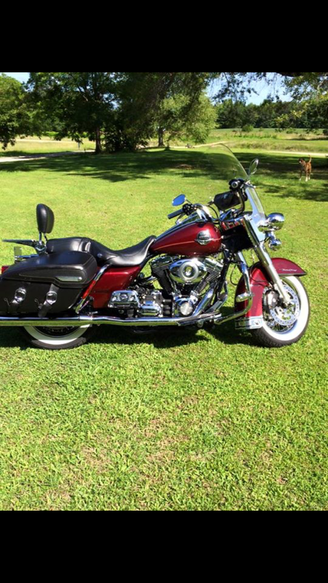 Bike value 2007 roadking classic harley davidson forums for Nice pipes net worth