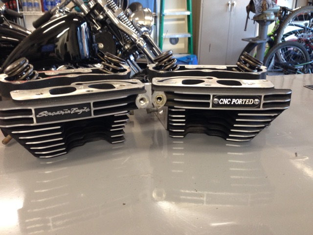 HTC ported heads   do or dont???Need input Please - Harley Davidson