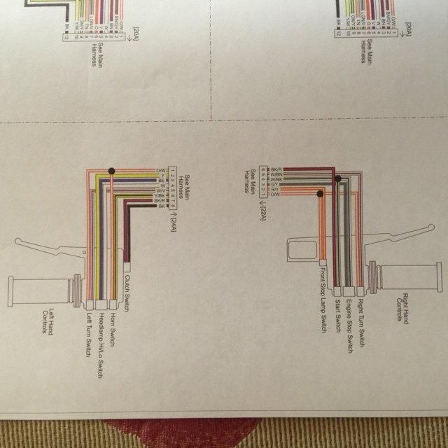 [TVPR_3874]  2015 Sportster wiring Diagram -- - Harley Davidson Forums | 2015 Harley Wiring Diagram |  | HD Forums