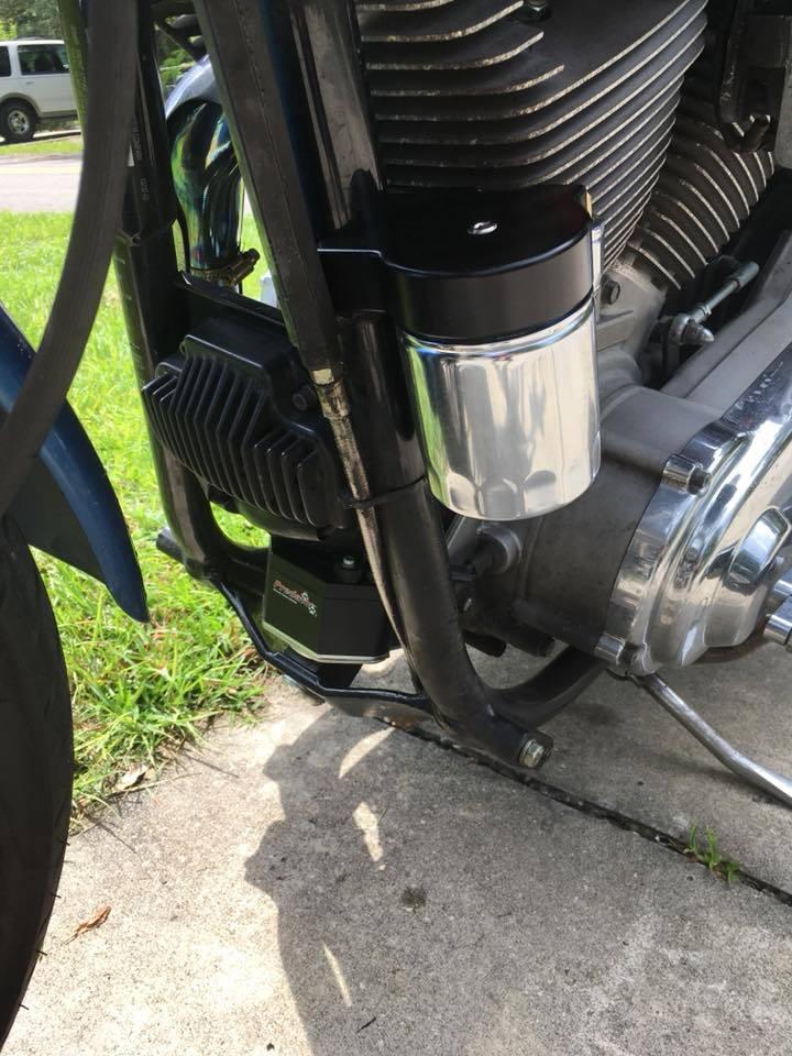 Worn out motor mounts - Harley Davidson Forums