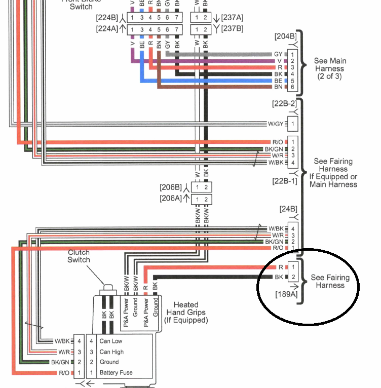 harley heated grips wiring diagram harley heated grips wiring diagram
