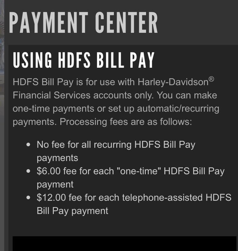 harley - davidson credit corp is a bad joke - page 8 - harley