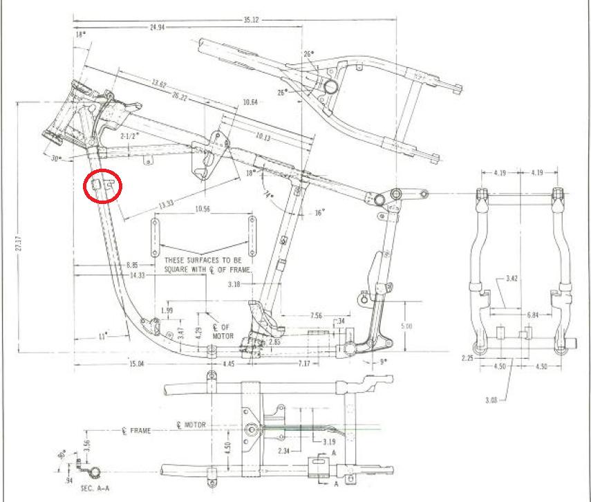 Triumph Sd Triple Engine Diagram