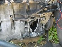 OG motor d15b2 Glad it blew