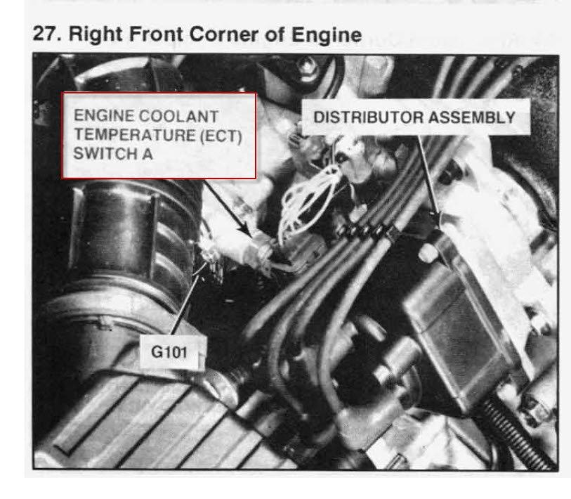 Fans won't turn on 1992 Honda Accord LX - Honda Accord Forum - Honda Accord  Enthusiast Forums  Honda Accord Forum