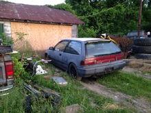 Garage - Parts