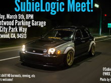 Hey would anybody be down to go to this meet?