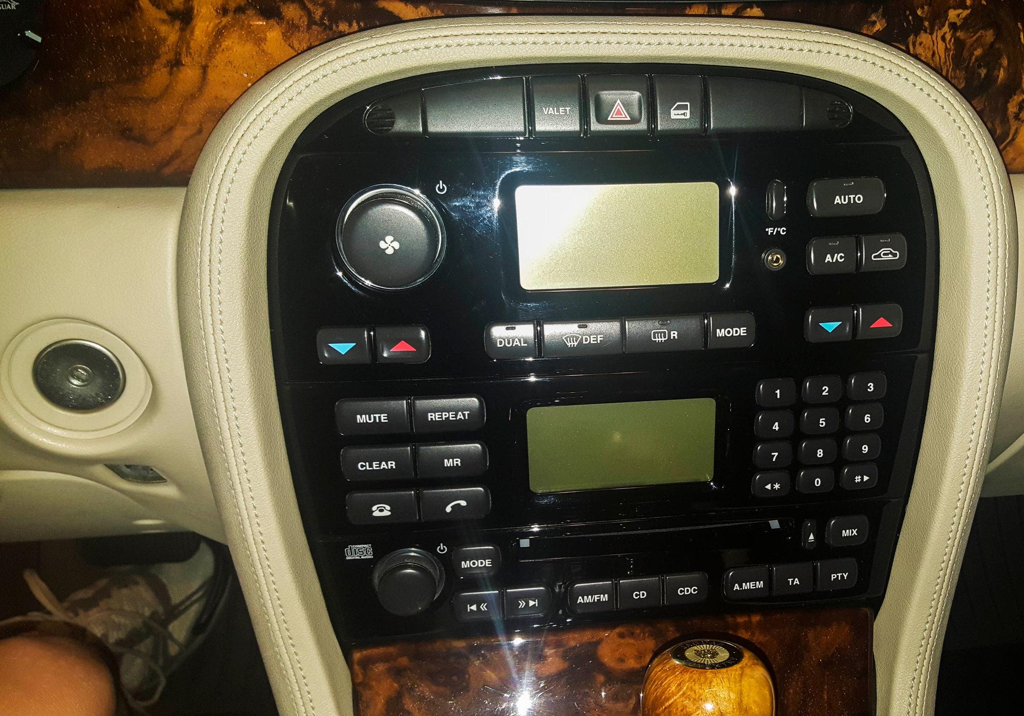 Aux input installed! - Jaguar Forums - Jaguar Enthusiasts Forum