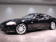 07 XK Coupe with Luxury Package