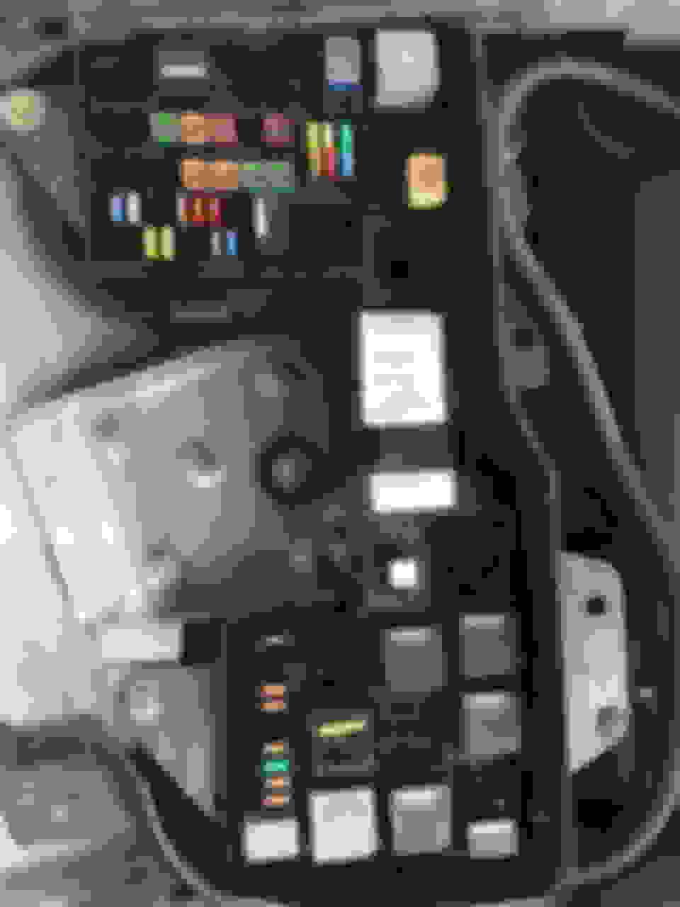 XF 2010 Fuse Box (Bonnet) picture - Jaguar Forums - Jaguar ... Jaguar Xf Portfolio Wiring Diagram on