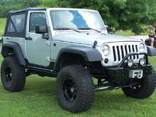 jeep jk black wheel 018