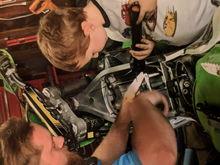 Adjusting valve shims with lil super tech