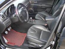 interior (driver side)