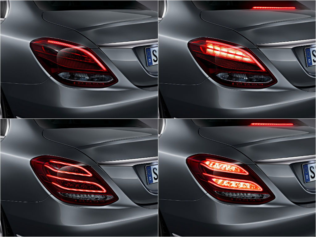 Poor Tail Light Fitment Mbworld Org Forums