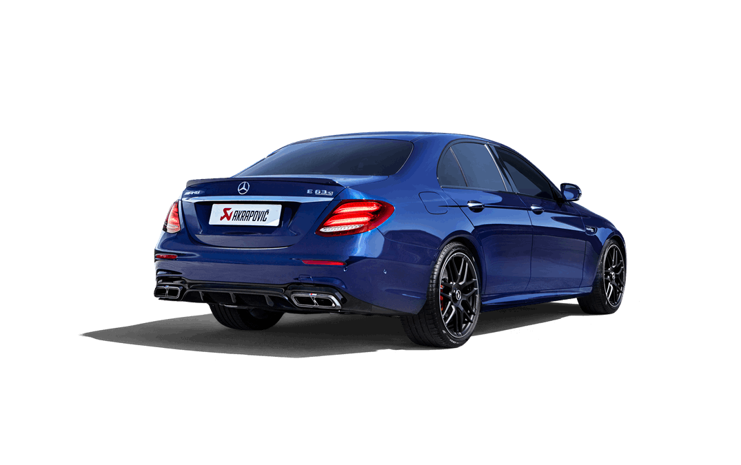 It's Official - We Have Details on Akrapovic's W213 E63 Exhaust