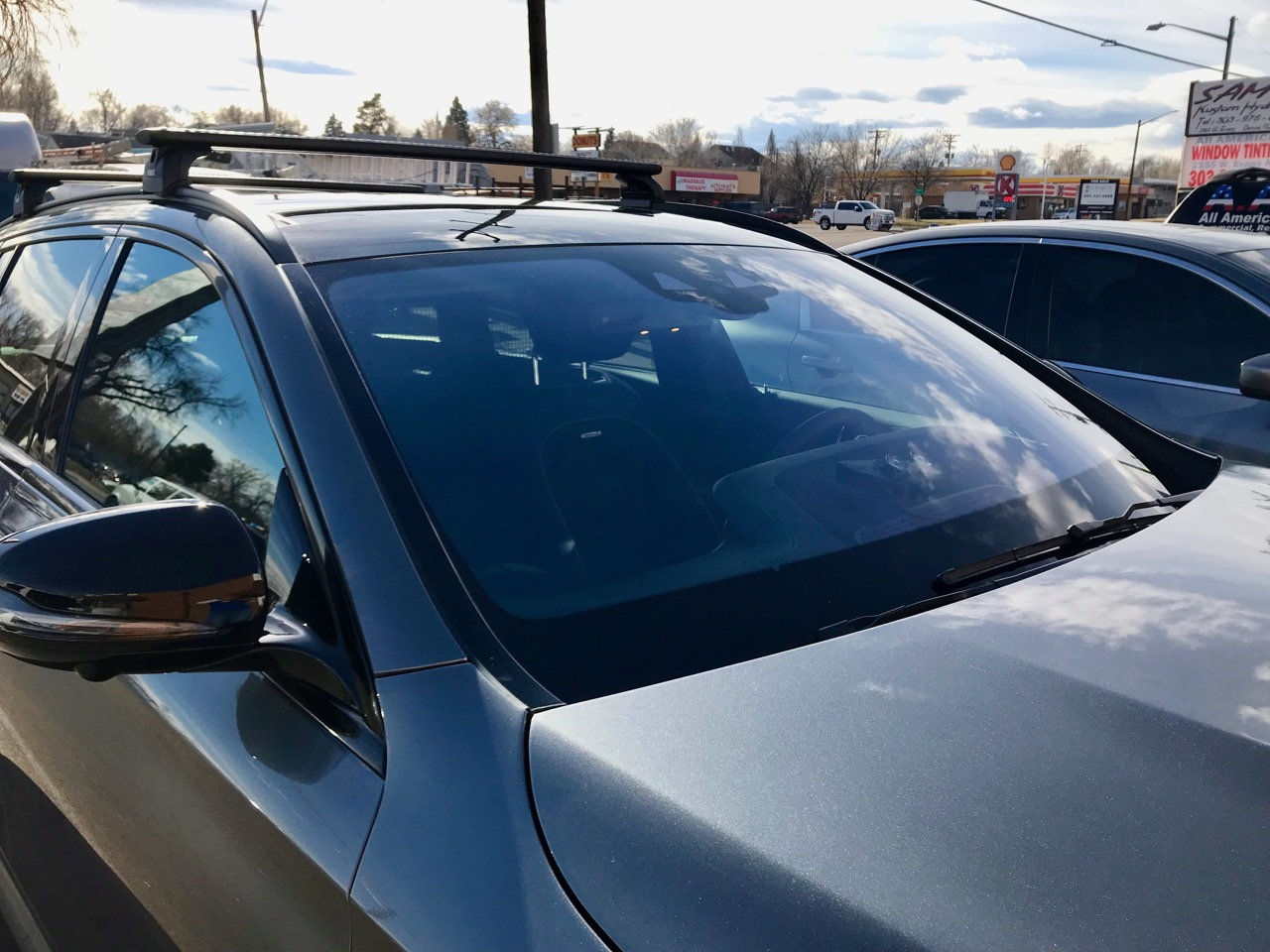 Acoustic Comfort Package And Window Tint Question Mbworld Org Forums