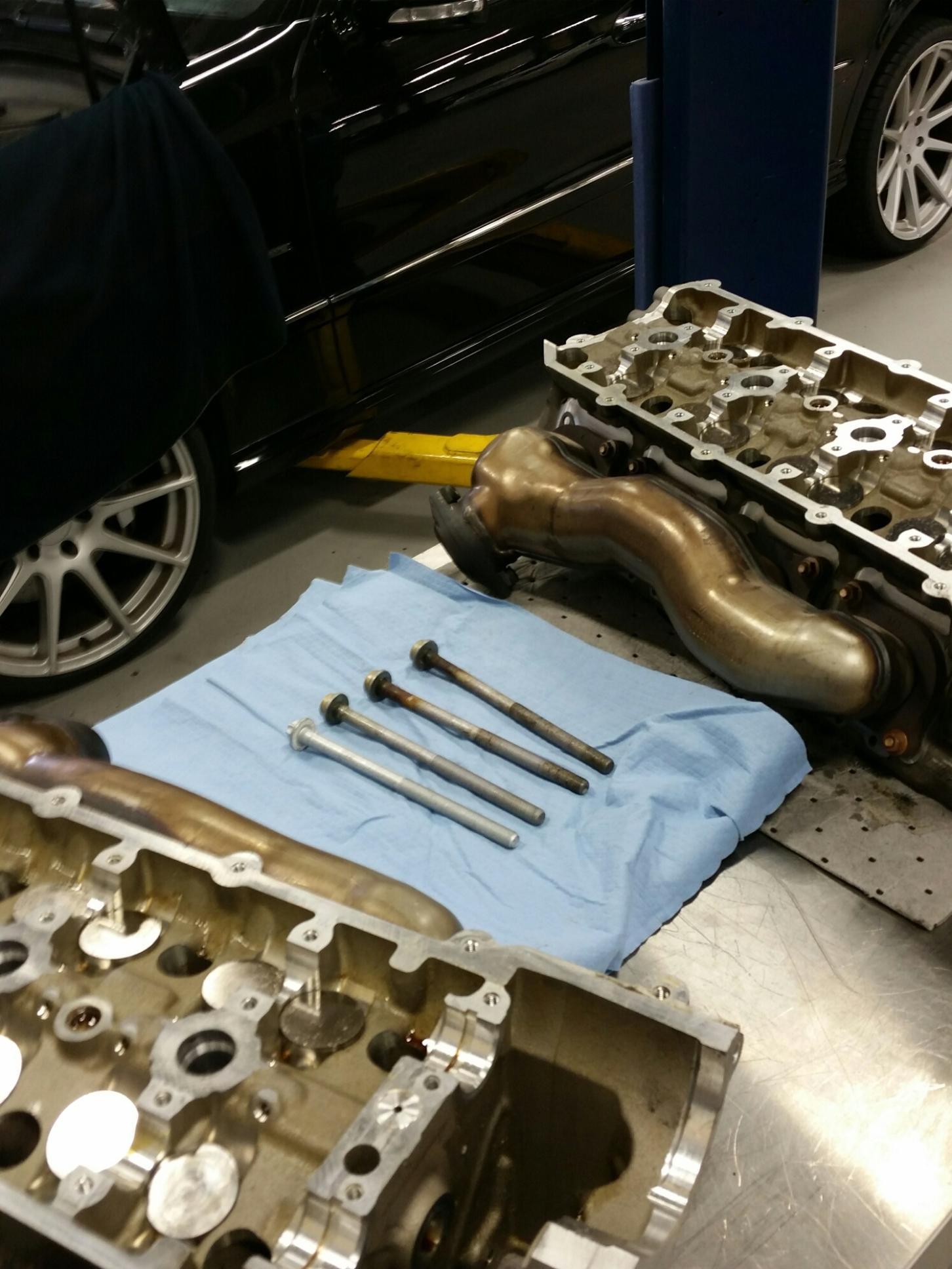 Galerie von mercedes common problems - m156 engine problems