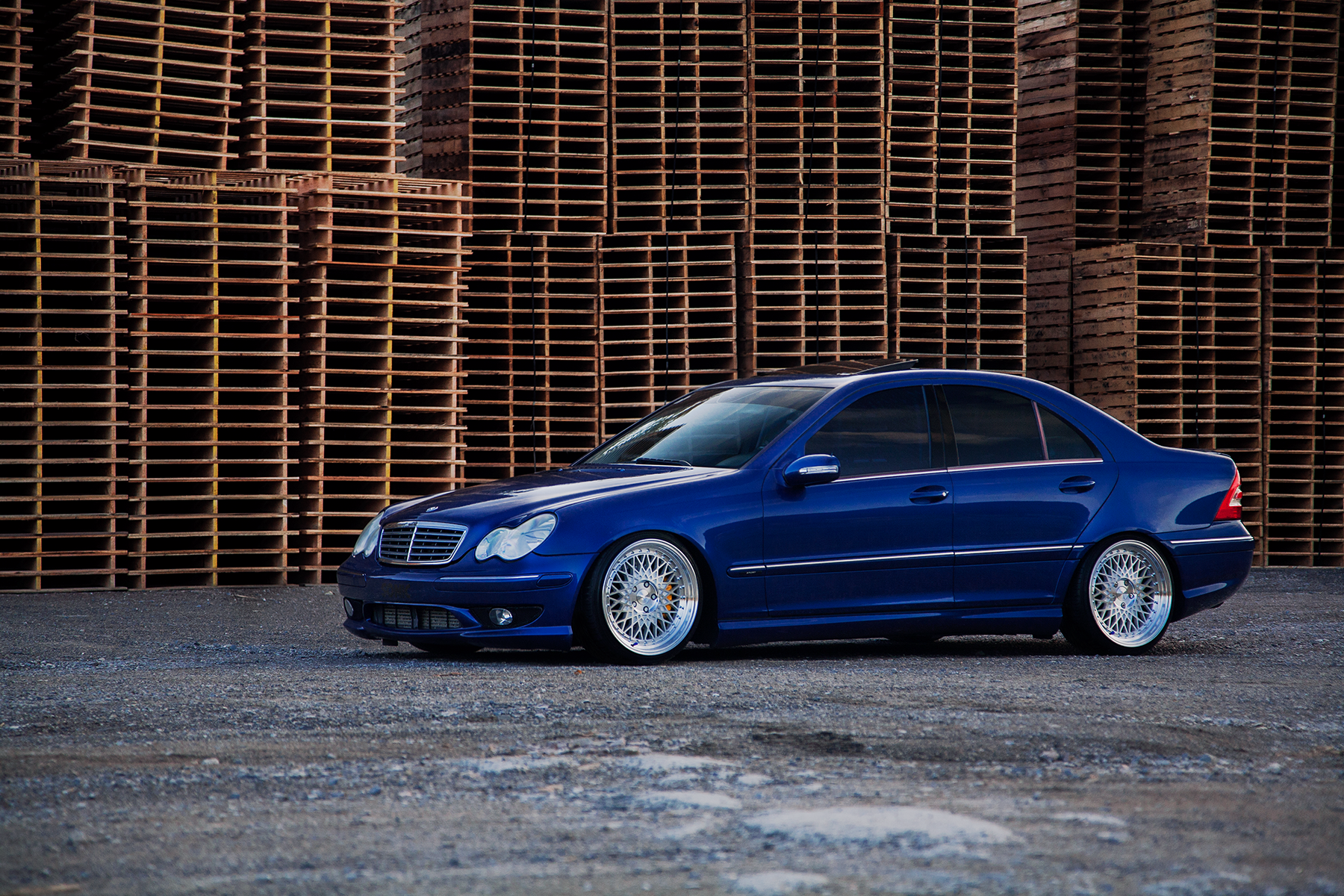 Mercedes Benz San Diego >> W203/CL203 STANCE/SUSPENSION/FITMENT THREAD - Page 3 - MBWorld.org Forums