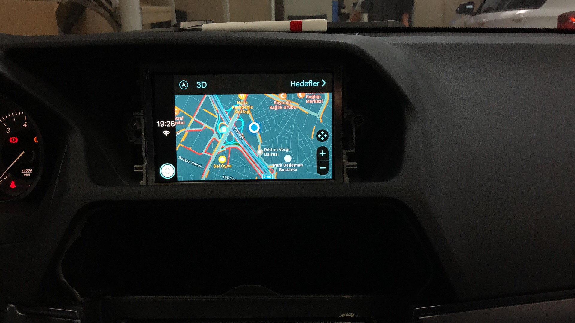 UNICHIP CarPlay Retrofit for 2015 E300 C207 NTG4 5 Navi