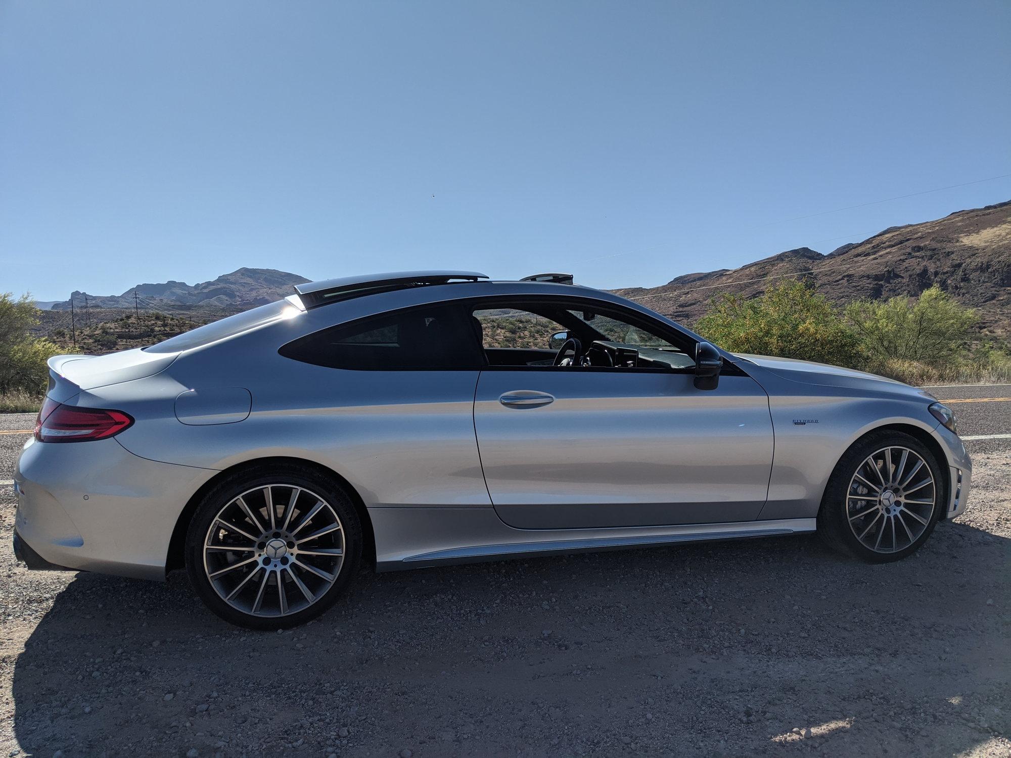 2019 C43 Amg Coupe 5k Miles Loaded Mbworld Org Forums