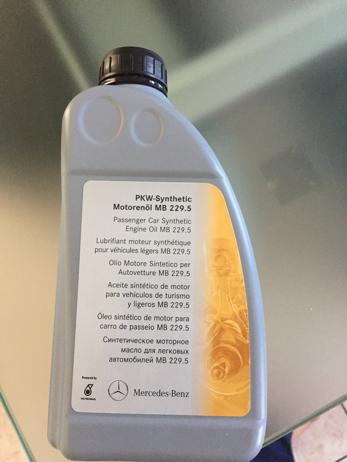 Engine OIL for C63 AMG, question  - MBWorld org Forums