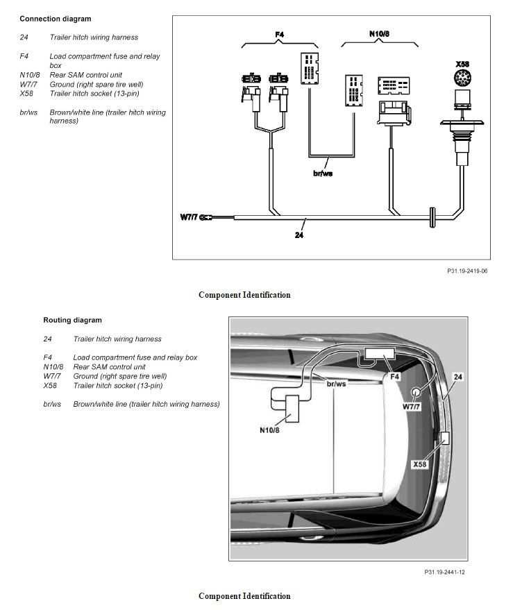 80 harness1_c6437596f7837624b0a9b30a36bb15f8c4a8bfab gl350 hitch wiring nightmare mbworld org forums Hitch Wiring Harness Diagram at aneh.co