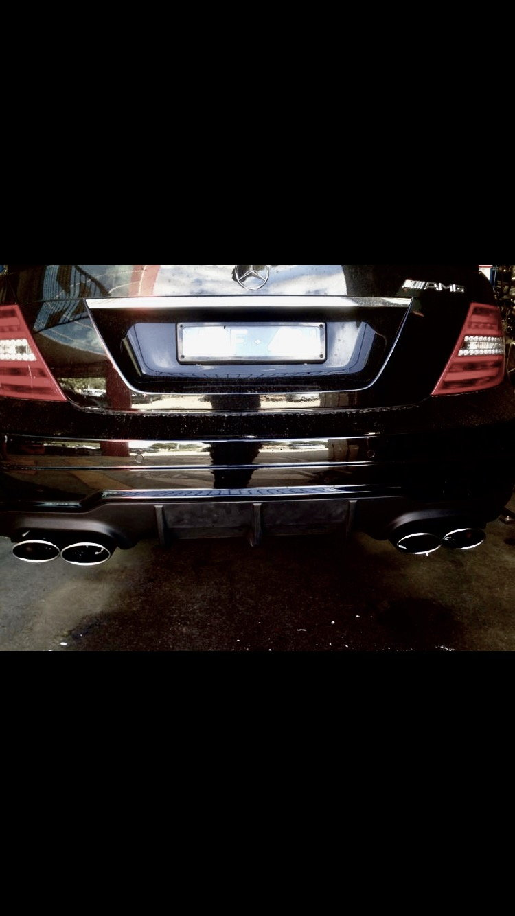 C250, More boosting than you think - MBWorld org Forums