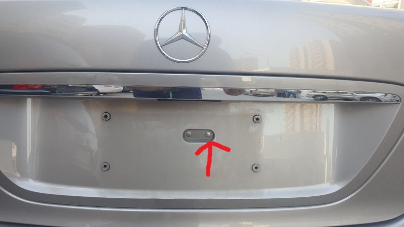 How do open trunk with dead battery forums for How to unlock mercedes benz door without key