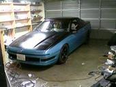 my other mazda powered beast (2.2 turbo)
