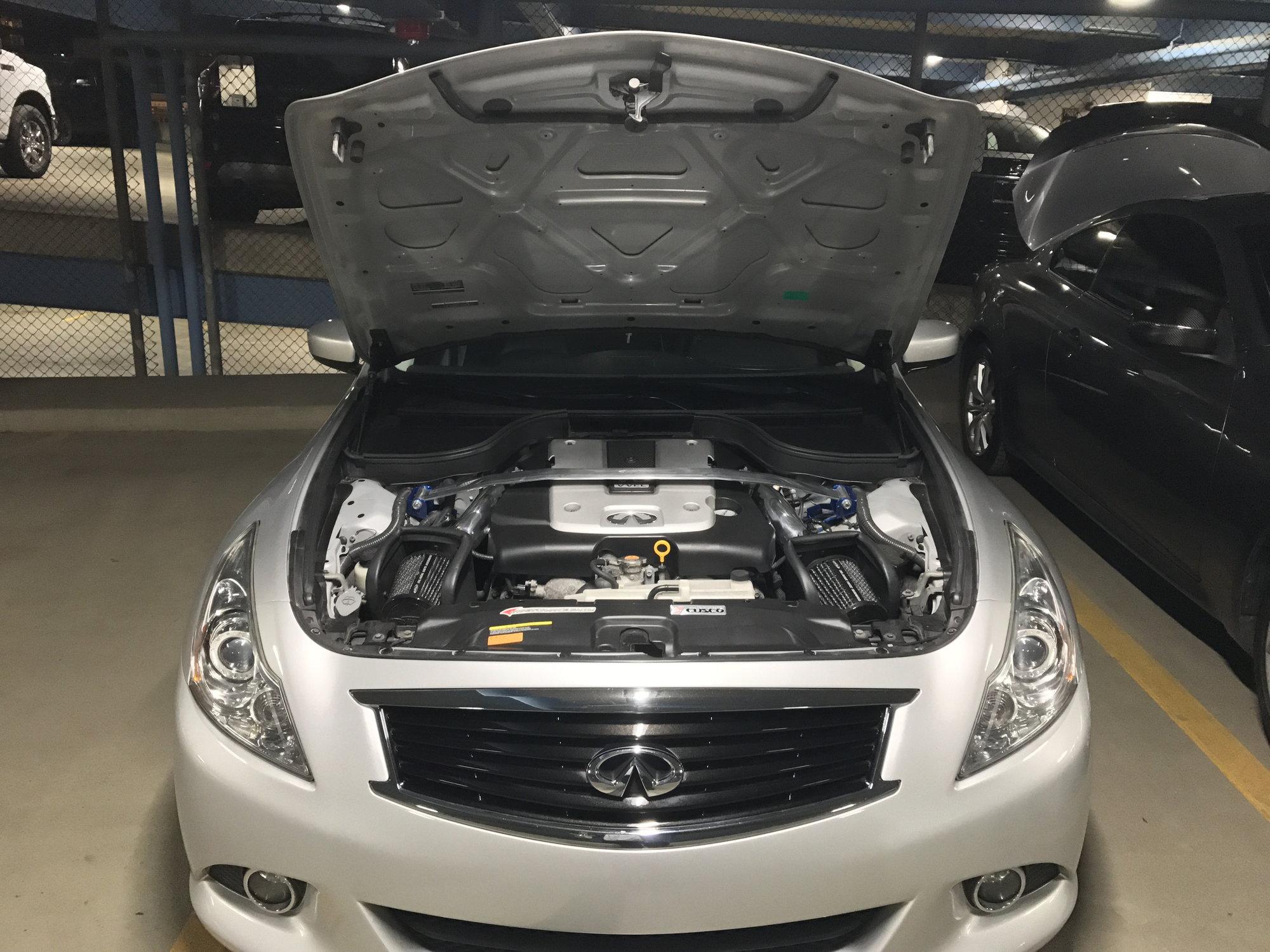 2012 Infiniti G37x Sedan Build Myg37