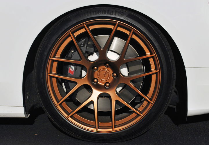 Copper Rims Anyone Rockin Em Myg37