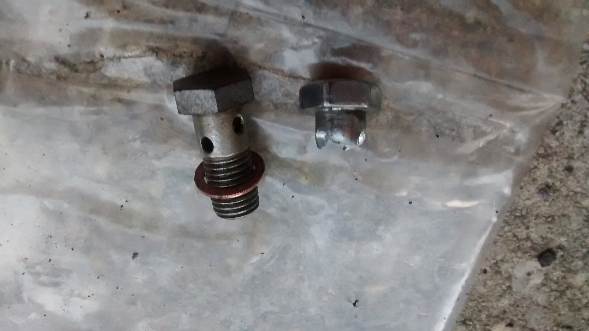 How To Oil cooler/filter housing gasket replacement - North American